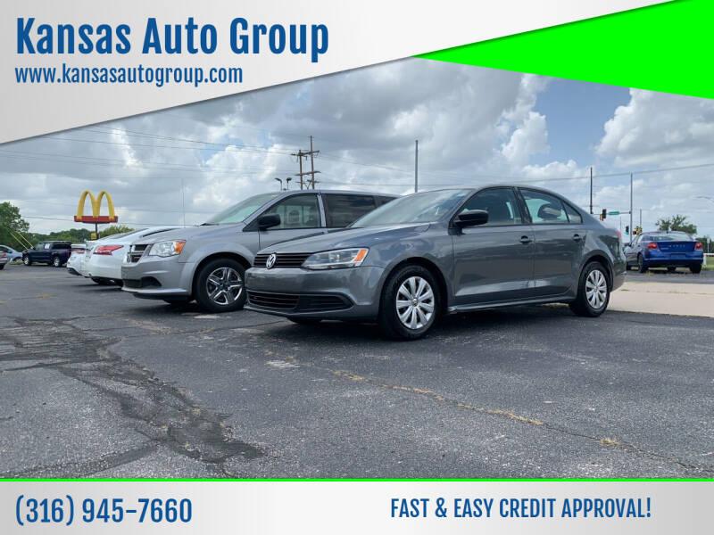 2014 Volkswagen Jetta for sale at Kansas Auto Group in Wichita KS
