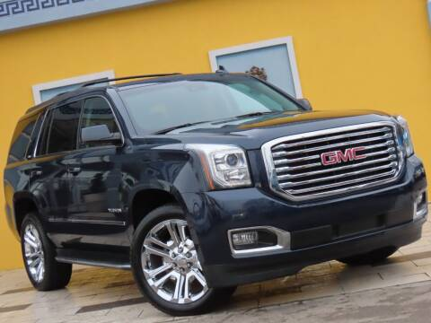 2017 GMC Yukon for sale at Paradise Motor Sports LLC in Lexington KY