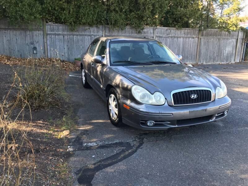 2003 Hyundai Sonata for sale at Elwan Motors in West Long Branch NJ