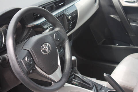 2016 Toyota Corolla for sale at Auto Villa in Danville VA