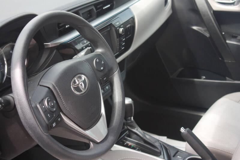 2016 Toyota Corolla for sale at Auto Villa in Danville VA