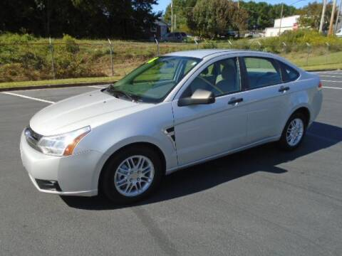 2008 Ford Focus for sale at Atlanta Auto Max in Norcross GA
