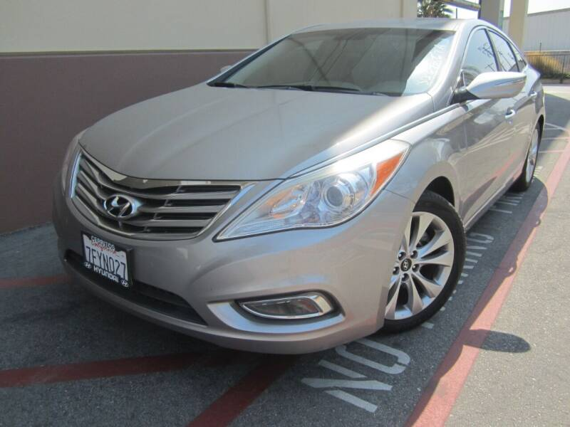 2014 Hyundai Azera for sale at PREFERRED MOTOR CARS in Covina CA