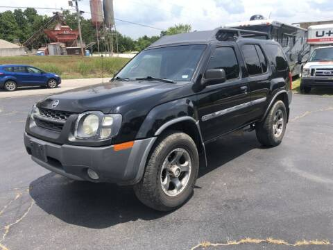 2002 Nissan Xterra for sale at EAGLE ROCK AUTO SALES in Eagle Rock MO