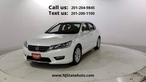 2015 Honda Accord for sale at NJ State Auto Used Cars in Jersey City NJ
