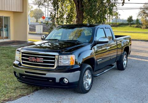 2012 GMC Sierra 1500 for sale at Sunshine Auto Sales in Oakland Park FL