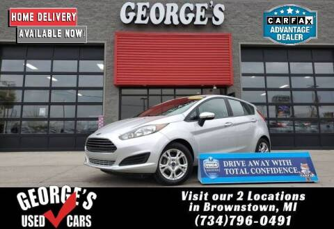 2016 Ford Fiesta for sale at George's Used Cars - Pennsylvania & Allen in Brownstown MI