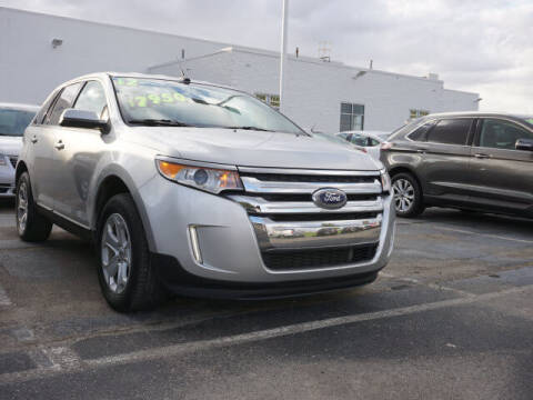 2012 Ford Edge for sale at FOWLERVILLE FORD in Fowlerville MI