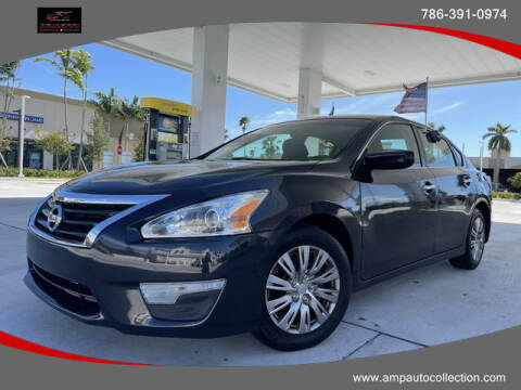 2015 Nissan Altima for sale at Amp Auto Collection in Fort Lauderdale FL