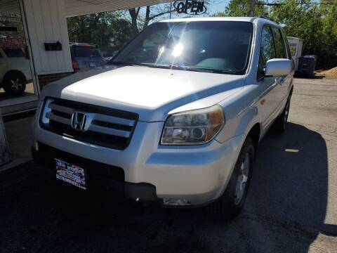 2007 Honda Pilot for sale at New Wheels in Glendale Heights IL