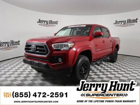2021 Toyota Tacoma for sale at Jerry Hunt Supercenter in Lexington NC