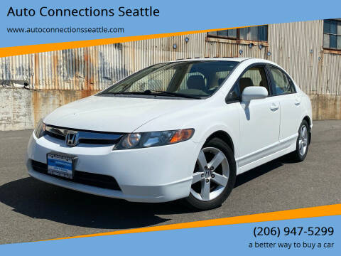 2008 Honda Civic for sale at Auto Connections Seattle in Seattle WA