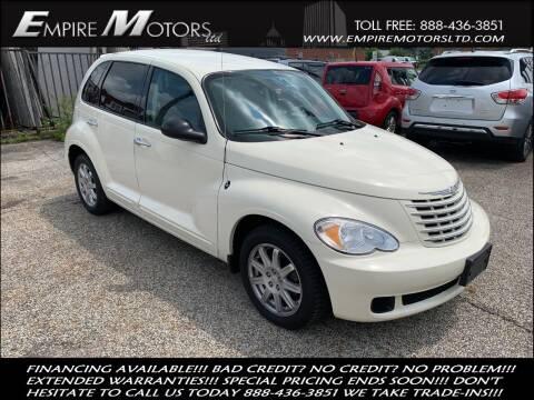 2007 Chrysler PT Cruiser for sale at Empire Motors LTD in Cleveland OH
