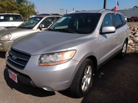 2008 Hyundai Santa Fe for sale at L & J Motors in Mandan ND