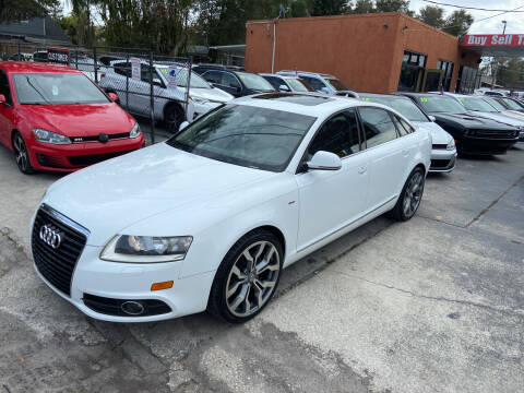 2011 Audi A6 for sale at Kings Auto Group in Tampa FL