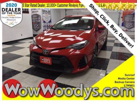 2017 Toyota Corolla for sale at WOODY'S AUTOMOTIVE GROUP in Chillicothe MO