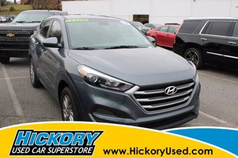 2018 Hyundai Tucson for sale at Hickory Used Car Superstore in Hickory NC