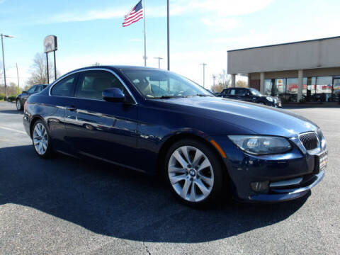 2012 BMW 3 Series for sale at TAPP MOTORS INC in Owensboro KY