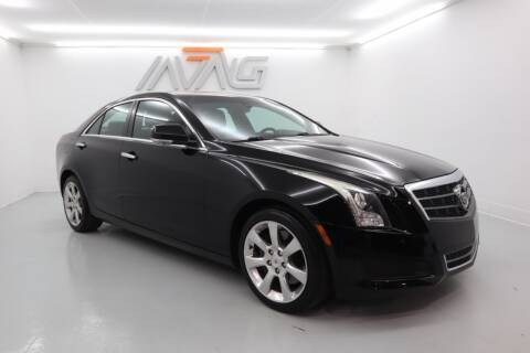 2014 Cadillac ATS for sale at Alta Auto Group in Concord NC