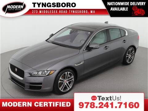 2017 Jaguar XE for sale at Modern Auto Sales in Tyngsboro MA