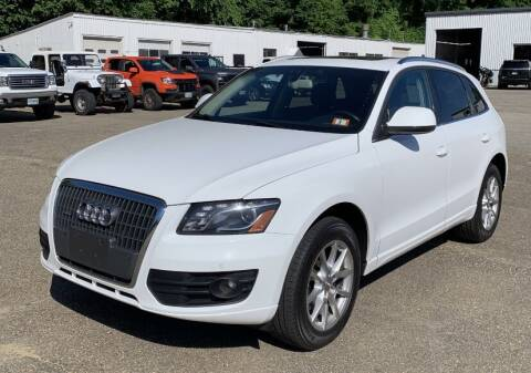 2011 Audi Q5 for sale at Eastclusive Motors LLC in Hasbrouck Heights NJ