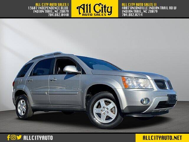 2007 Pontiac Torrent for sale at All City Auto Sales II in Indian Trail NC