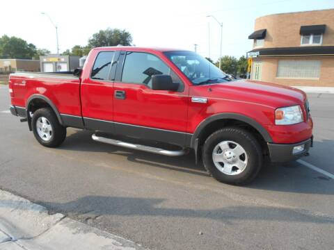 2004 Ford F-150 for sale at Creighton Auto & Body Shop in Creighton NE