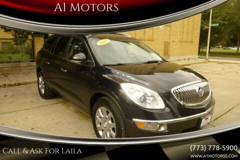 2011 Buick Enclave for sale at A1 Motors Inc in Chicago IL