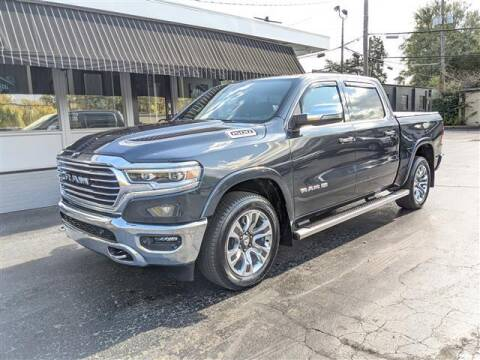 2021 RAM Ram Pickup 1500 for sale at GAHANNA AUTO SALES in Gahanna OH