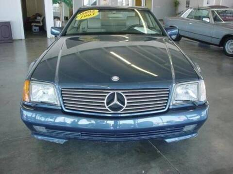 1993 Mercedes-Benz 500-Class for sale at Kinston Auto Mart in Kinston NC