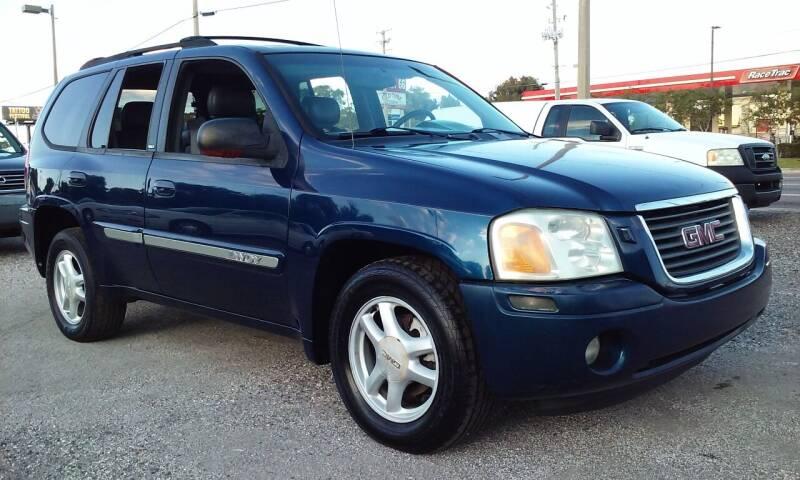2002 GMC Envoy for sale at Pinellas Auto Brokers in Saint Petersburg FL