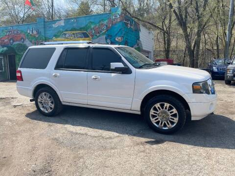 2012 Ford Expedition for sale at Showcase Motors in Pittsburgh PA