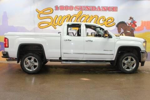 2016 GMC Sierra 2500HD for sale at Sundance Chevrolet in Grand Ledge MI