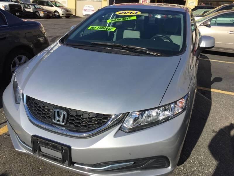 2013 Honda Civic for sale at Xpress Auto Sales & Service in Atlantic City NJ