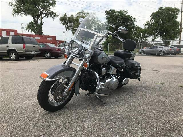 2014 Harley-Davidson FLSTSC for sale at Euro-Tech Saab in Wichita KS