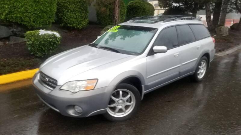 2007 Subaru Outback for sale at SS MOTORS LLC in Edmonds WA