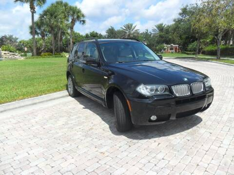2009 BMW X3 for sale at AUTO HOUSE FLORIDA in Pompano Beach FL