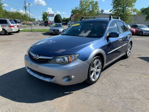 2011 Subaru Impreza for sale at Diana Rico LLC in Dalton GA