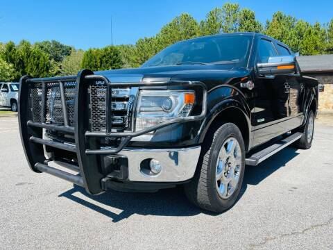 2014 Ford F-150 for sale at Classic Luxury Motors in Buford GA