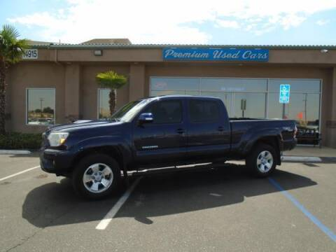 2013 Toyota Tacoma for sale at Family Auto Sales in Victorville CA