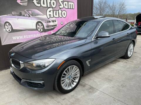 2015 BMW 3 Series for sale at Euro Auto in Overland Park KS