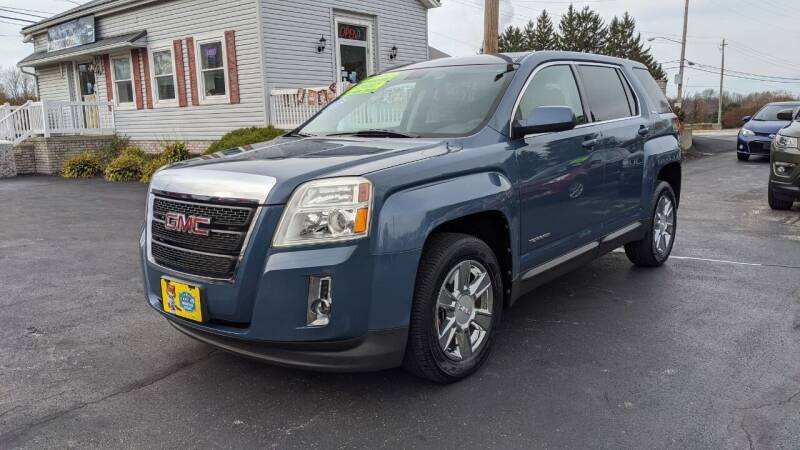 2011 GMC Terrain for sale at RBT Automotive LLC in Perry OH
