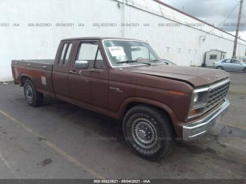 1981 Ford F-250 for sale at OVE Car Trader Corp in Tampa FL