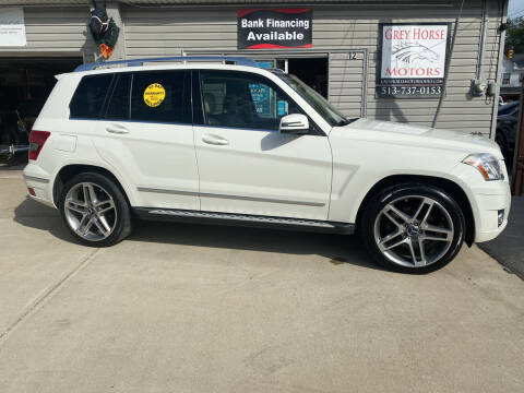 2010 Mercedes-Benz GLK for sale at Grey Horse Motors in Hamilton OH