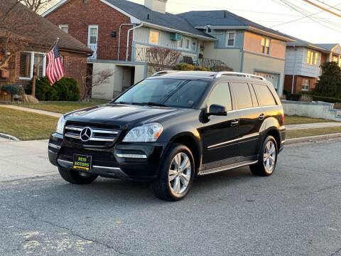 2012 Mercedes-Benz GL-Class for sale at Reis Motors LLC in Lawrence NY