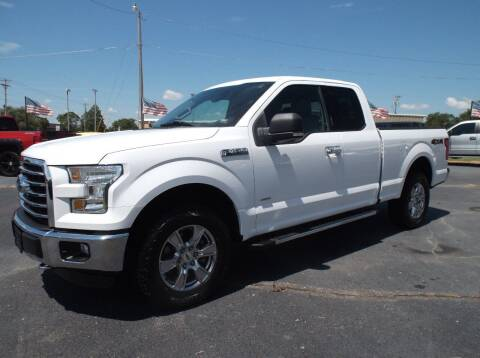2015 Ford F-150 for sale at Cars R Us in Chanute KS