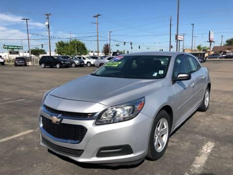 2014 Chevrolet Malibu for sale at California Motors in Lodi CA