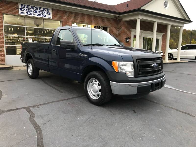 2013 Ford F-150 for sale at Hensley Auto Sales in Frankfort KY