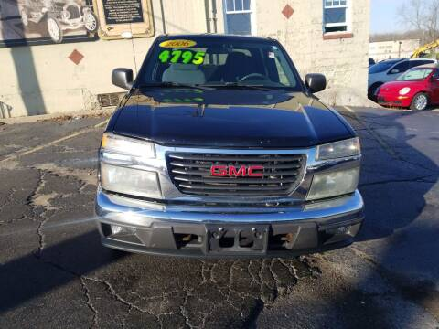 2006 GMC Canyon for sale at Discovery Auto Sales in New Lenox IL
