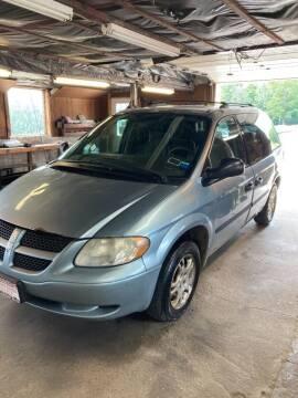 2003 Dodge Caravan for sale at Lavictoire Auto Sales in West Rutland VT